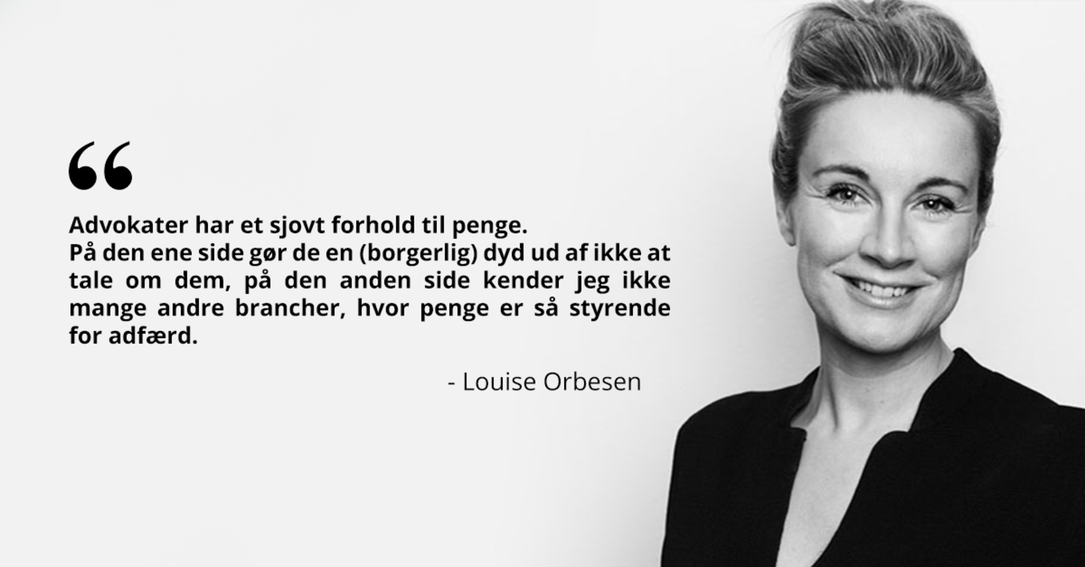 Interview med Louise Orbesen