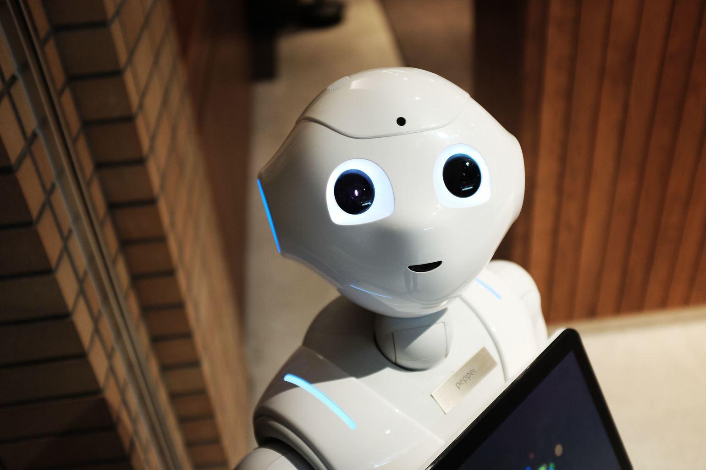 """""""Robotterne kommer!"""""""