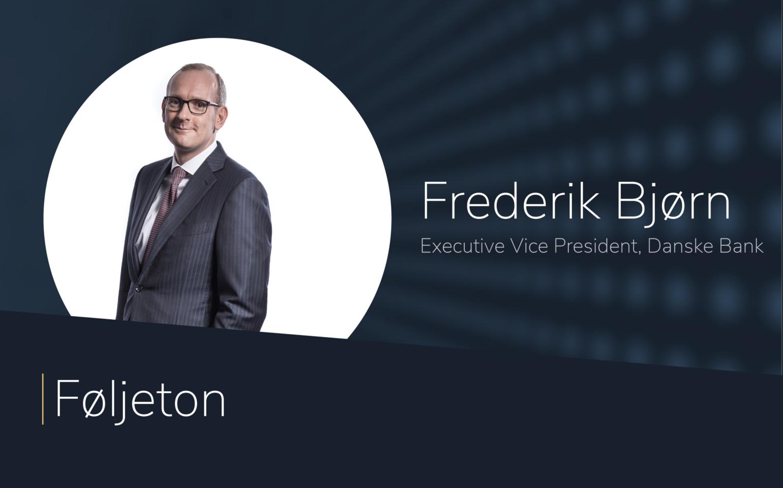 Føljeton med Frederik Bjørn